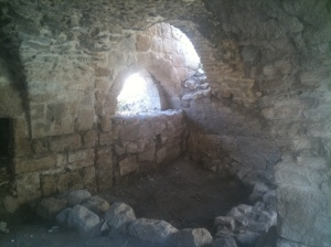 Room with arches
