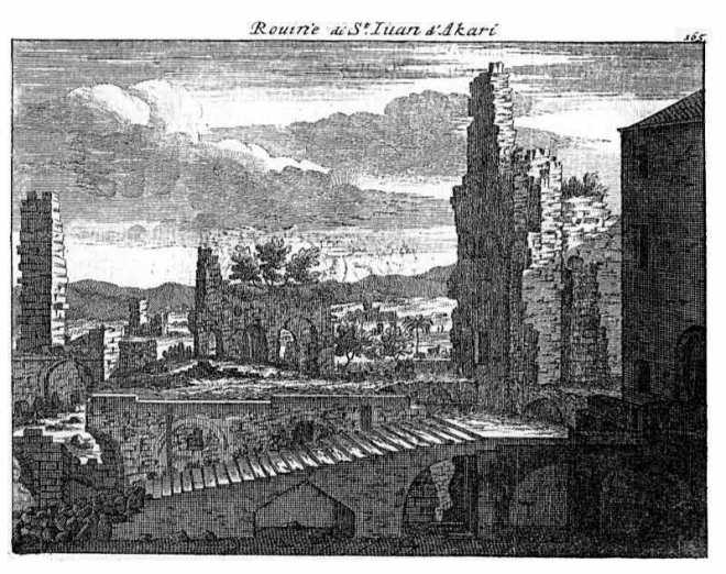 de Bruin sketch 1679