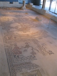 synagogue mosaic